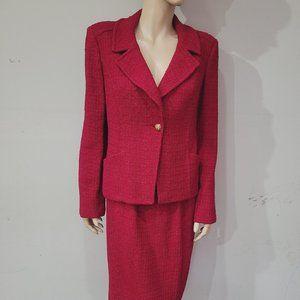 ST John Red Suit